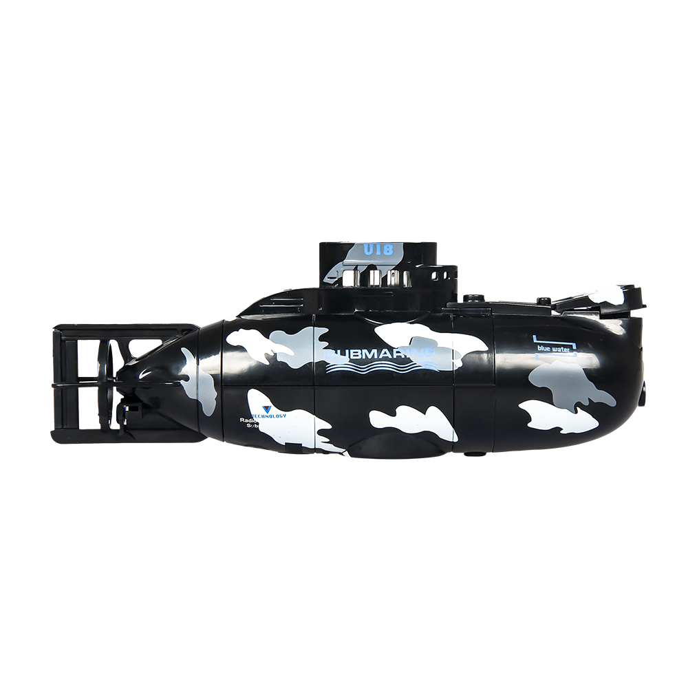 <font><b>Remote</b></font> <font><b>Control</b></font> RC Plastic 3311M <font><b>27Mhz</b></font>/<font><b>40Mhz</b></font> Electric Mini RC Submarine RTR Model Toy image