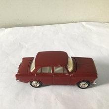 1/43 ATLAS DINKY TOYS 1410 MOSKVITCH 408 Alloy Diecast Car