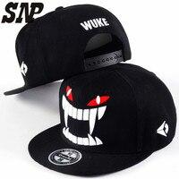 Big Teeth Baseball Cap Hip Hop Hat Hip Hop Along The Tidal Flat Cap Male Hats