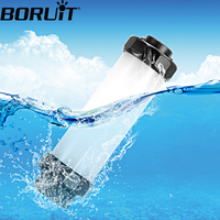 Portable Anti Drop LED Flashlight Rechargeable 5 Mode Outdoor Camping Waterproof Lanterna Torch Light With USB