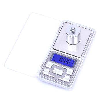 200g x 0 01g Mini precyzyjna waga cyfrowa do ziół kuchnia Bijoux srebro skala biżuteria 0 01 waga wagi elektroniczne tanie i dobre opinie TOPPUFF FH-A05 stainless steel