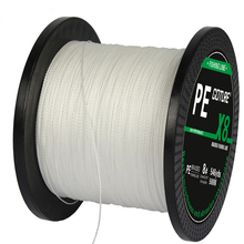 Goture 8 STRANDS 500m PE Braided Fishing line Super Strong Japan Multifilament Fishing Line 17 22 30 39 45 51 55 74 87 108LB