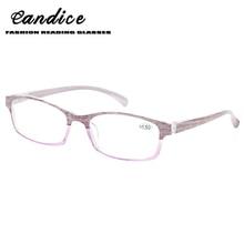 Čtecí brýle Sada 4 mužů a žen Kvalitní čtenáři Jarní móda Velká hodnota Jarní závěs Eyewears Oculos De Grau