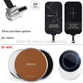 Original Nillkin Type-C Qi Wireless Charging USB-C Receiver or with Charger for Xperia XZ/HTC 10/Google pixel/Moto Z/Lumia 950