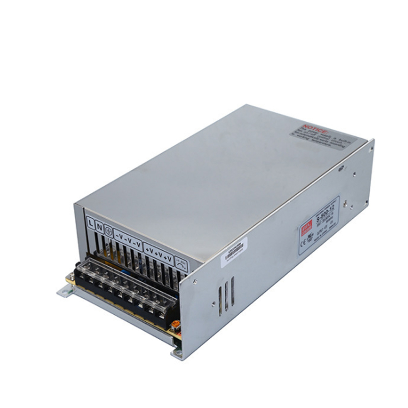 S-500-12V DC industrial equipment switching power supply, high voltage regulator supply