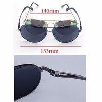 Vazrobe XXL Surdimensionné de L'aviation lunettes de Soleil Polarisées Hommes Conduite Lunettes De Soleil pour Hommes lunettes de soleil-hommes Anti éblouissement UV400 Noir homme