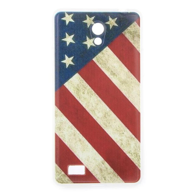 wholesale dealer e6e0a 1b88d US $3.99 |American Clear Edge Soft Silicon Painting Back Cover Case For  OPPO Joy 3 A11 (Clear) on Aliexpress.com | Alibaba Group