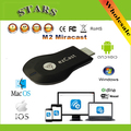 Ezcast M2 Ezcast Chromecast miracast airplay dlna tv stick 1080p hdmi wifi Display Receiver dongle for windows ios andriod
