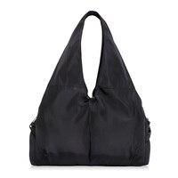 Для женщин Сумка Винтаж нейлон Женские сумки через плечо модные сумки на плечо для большой Tote высокое качество повседневное Bolsa Feminina