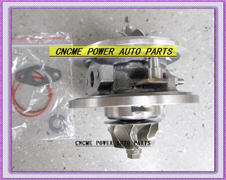 Turbo CHRA Cartridge GT1649V 757886 757886-0003 28231-27460 28231-27480 For KIA Magentis Carens II Ceed Sportage II D4EA 2.0L free ship td025 49173 02622 49173 02610 28231 27500 turbo for hyundai accent matrix getz for kia cerato rio crdi 2001 d3ea 1 5l