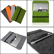 Felt Sleeve Laptop Notebook Carry Case Cover Bag For Apple For Macbook Air 13 3 13