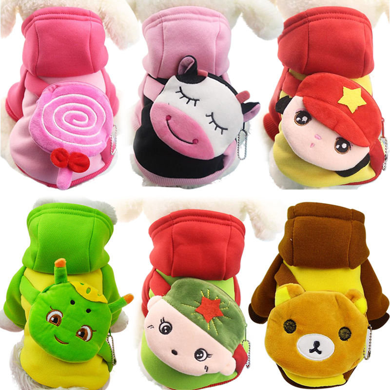 Winter Pet Dog Clothes For Small Dogs Coat Puppy Outfit Pet Clothes for Dogs Large Pet Clo