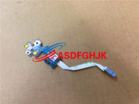 Original FOR HP ProBook 4530s WIFI Switch Button Board Cable 6050A2410501 FUNCTION A02 100 Work Perfectly