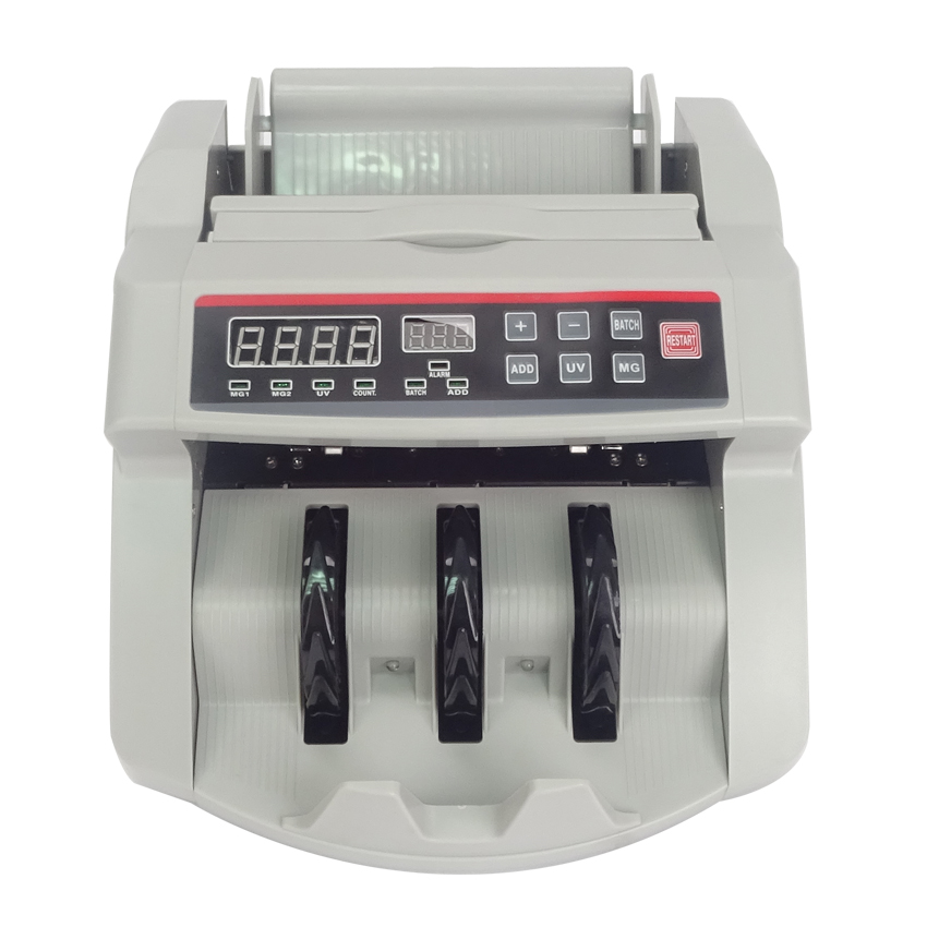 Bill Counter, 110V / 220V, Money Counter ,Suitable for EURO US DOLLAR etc. Multi-Currency Compatible Cash Counting Machine