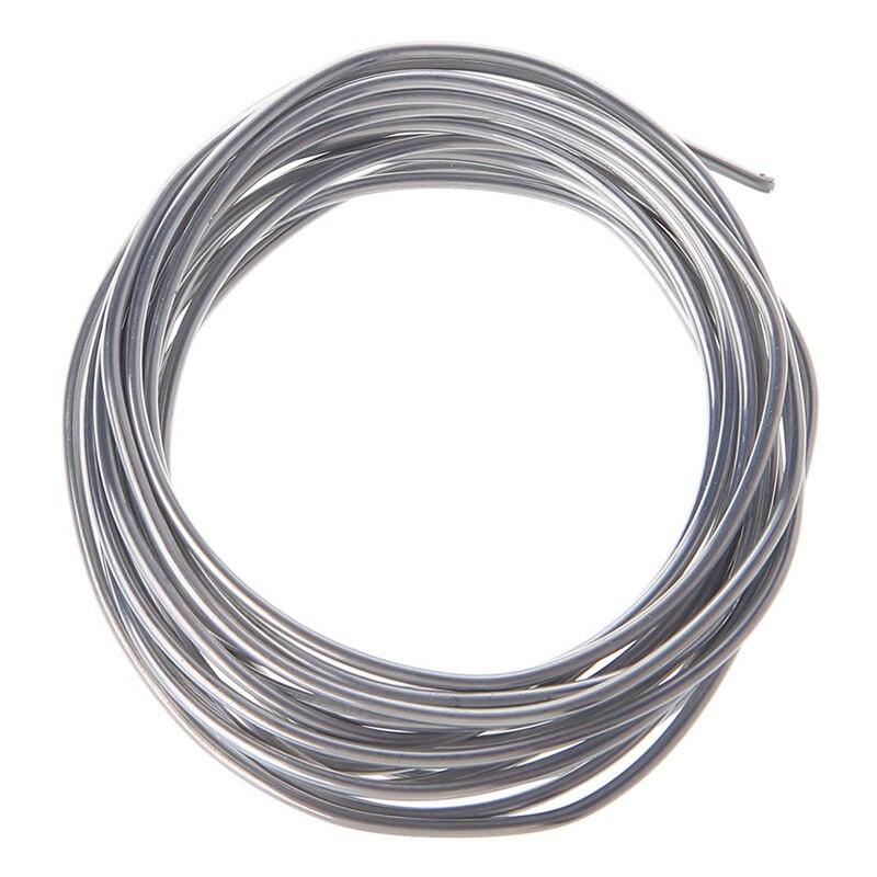 2MMx1M Low Temperature Easy Welding Copper Aluminum Cored Wire Welding Accessories For Radiators Motors Batteries Household