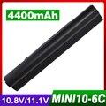 6 ячеек Батареи Ноутбука для dell Inspiron Mini 10 1011 10 v 11z F144M H766N J590M J658N M457P M525P T745P T746P A2990652 A3001068