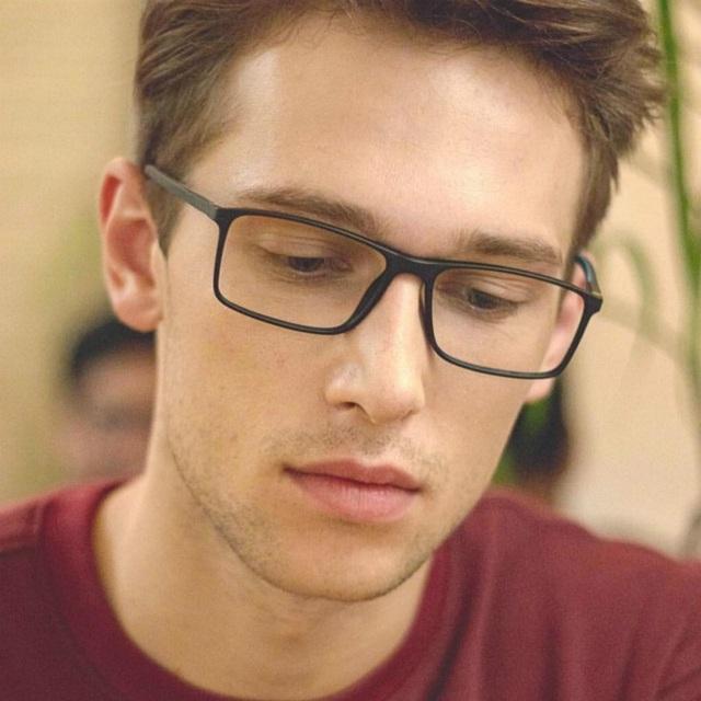 Men Glasses Frame Transparent Eyeglasses Frame Women 2019 Vintage Square Clear Lens Glasses Optical Spectacle Frame