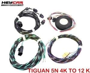 Провод для автомобильной парковки PLA 2,0 Play и подключение 4K к 8K и 4K к 12K и 8K к 12K, провод для установки для Tiguan 5N