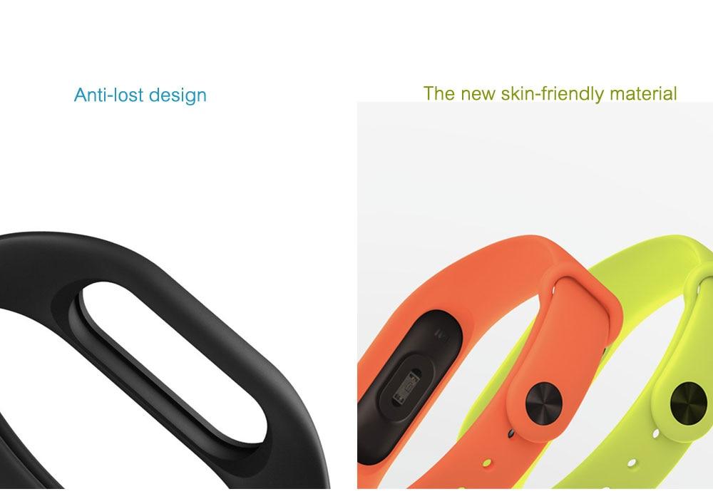 Xiaomi Mi Band 2 Smart Bracelet Wristband Miband 2 Fitness Tracker Android Bracelet Smartband Heart rate Monitor 1 (8)