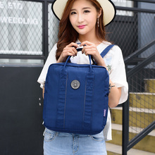 2019 Casual Men laptop bagpack Large Capacity Waterproof school bag for boy girls Lightweight Nylon Blue Women Travel Mochila