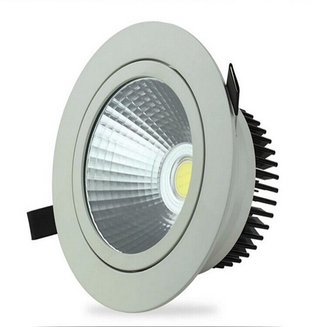 New dimmable recessed led downlight cob 10w 12w 15w 20w dimming led new dimmable recessed led downlight cob 10w 12w 15w 20w dimming led spot light led ceiling aloadofball Choice Image