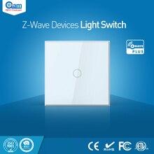 НЕО Coolcam умный дом Z-Wave плюс 1CH ЕС выключатель света Совместимость с Z-Wave серии 300 и серии 500 домашней автоматизации