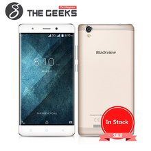 Original Blackview MTK6580 A8 Teléfono Celular 1.3 GHz Quad Core 5.0 Pulgadas IPS HD de la Pantalla 1 GB RAM 8 GB ROM 8MP Android 5.1 3G Smartphone