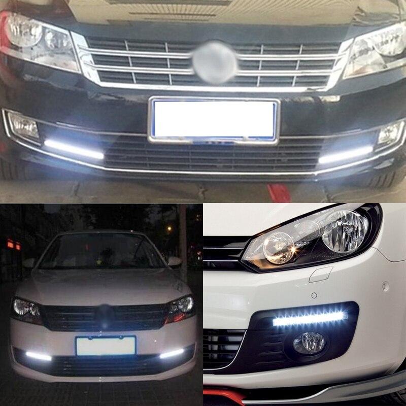 1-Piece-17cm-Universal-COB-DRL-LED-Daytime-Running-Lights-Car-Lamp-External-Lights-Auto-Waterproof (3)