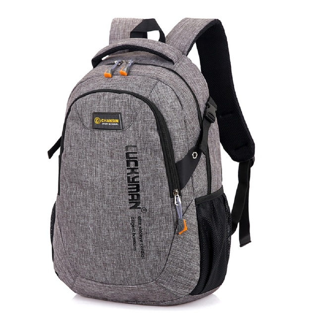 Backpack canvas Travel Backpacks 2019 new fashion men's Computer Bags high school college students laptop bag women Designer