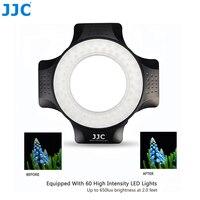 JJC Photo/Studio DSLR Video Flash Camera Speedlite Lamps Ring Light Macro LED for Nikon/Canon/Sony/Pentax/Samsung/Olympus/Fuji