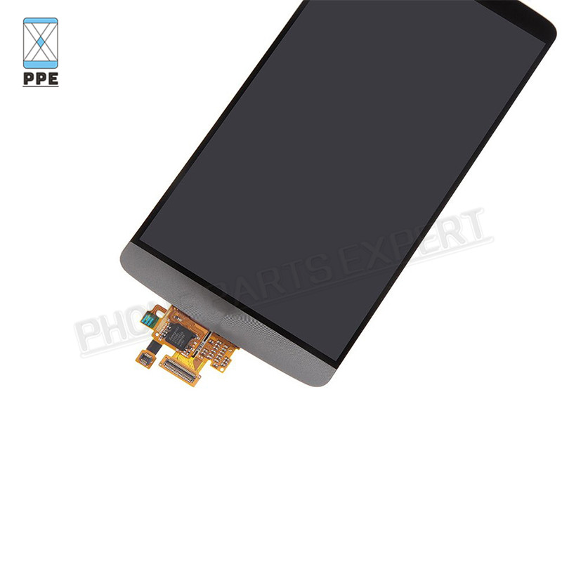 LG G3 D850 D851 D855 VS985 LS990 (LG G3 LCD Grey) (1)
