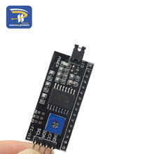 Ag placa adaptadora para arduino, pcf8574 iic/i2c/interface lcd 1602 2004