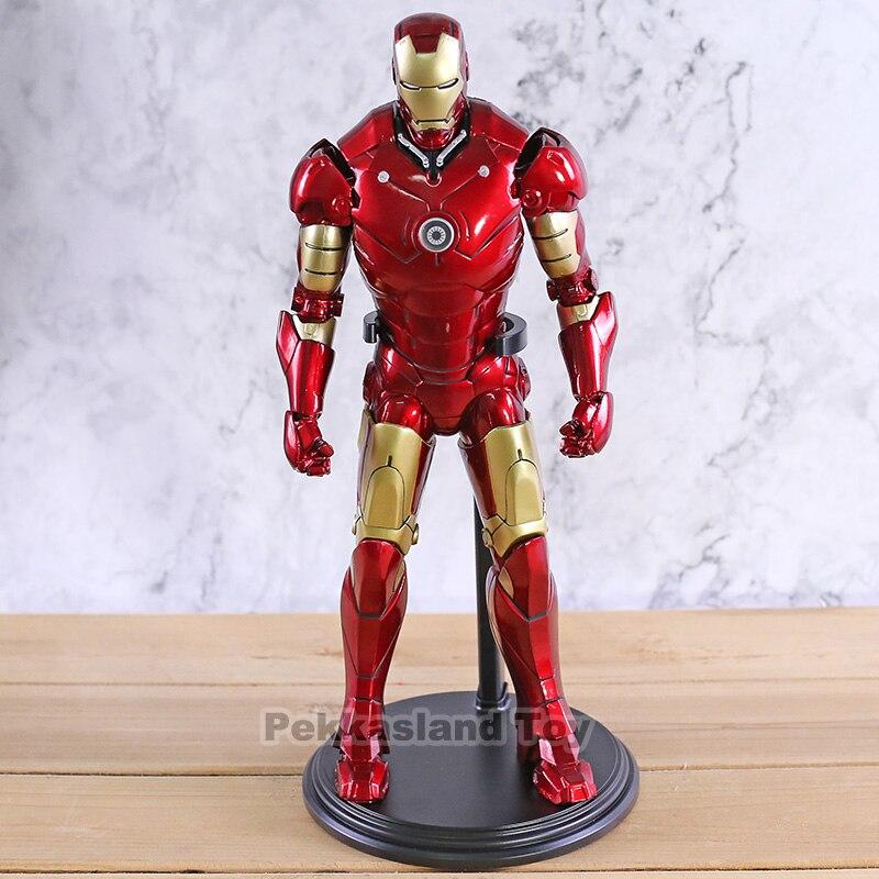 Avengers Infinity War Iron Man figurine d'action 1/6 échelle PVC Collection modèle jouet Marvel Ironman MK3