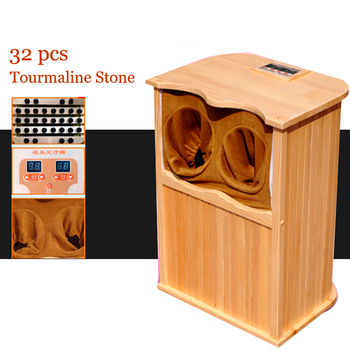 Household Heating Foot Barrels Massage Heat Electric Foot  Instrument For Sale Free Shipping