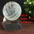 Football Souvenir 2018 New Champions League Trophy Basketball Volleyball Soccer Rugby Crystal Can Customized ww2