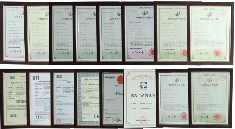 solar panel certificates