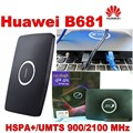Lot of 10pcs Unlocked Huawei B681 28Mbps Wireless Router WPS Home Gateway 3G UMTS HSPA+ WCDMA SIM Card Slot Wifi PK B660 B683