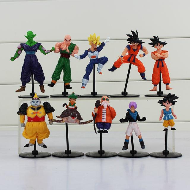 20Pcs Dragon Ball Action Figure