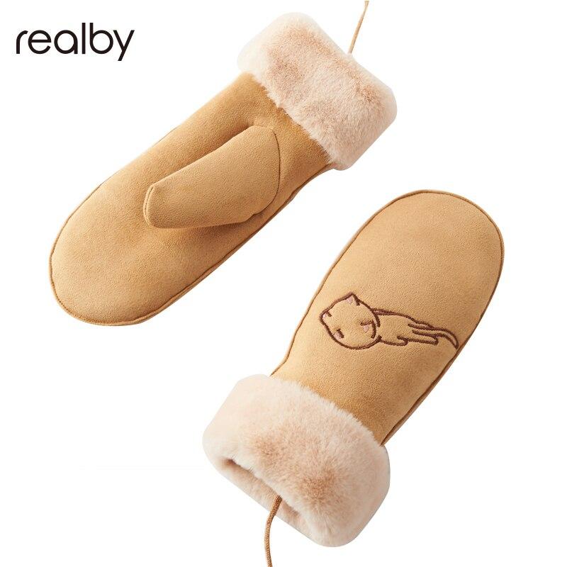 Realby Original Winter Gloves Women s