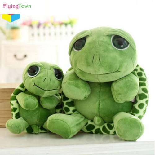 60cm Super Cute Turtle Tortoise Doll with Big Eyes Stitch Plush Toys Girls Kids Toy Gift For Childrens Birthday