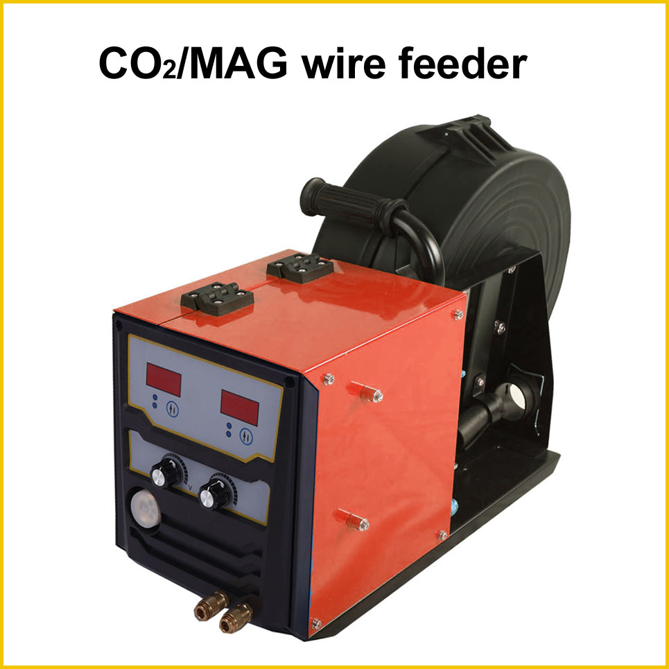 EURO TYPE MIG 350A 500A wire feeder , wire feeding motor for CO2/MAG MIG welding machine все цены