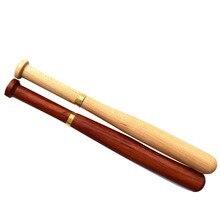 Купить онлайн Деревянный Шариковая ручка (2 шт./лот) офис шариковых ручек 0,5 мм черные чернила забавные Бейсбол бар Форма подарочный набор написание питания