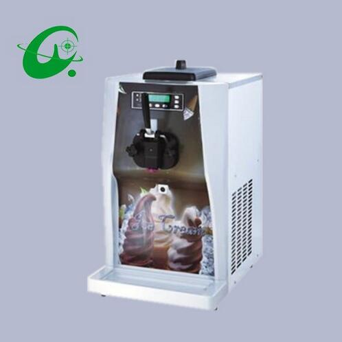 14-16L/H luxury Soft Serve Ice Cream Machine Spaceman ice cream machine 7.2L Rainbow ice cream machine