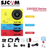 100 Original SJCAM SJ5000X Elite Wifi SJ 5000 WIFI Sj5000 30M Waterproof Sports Action Camera Car