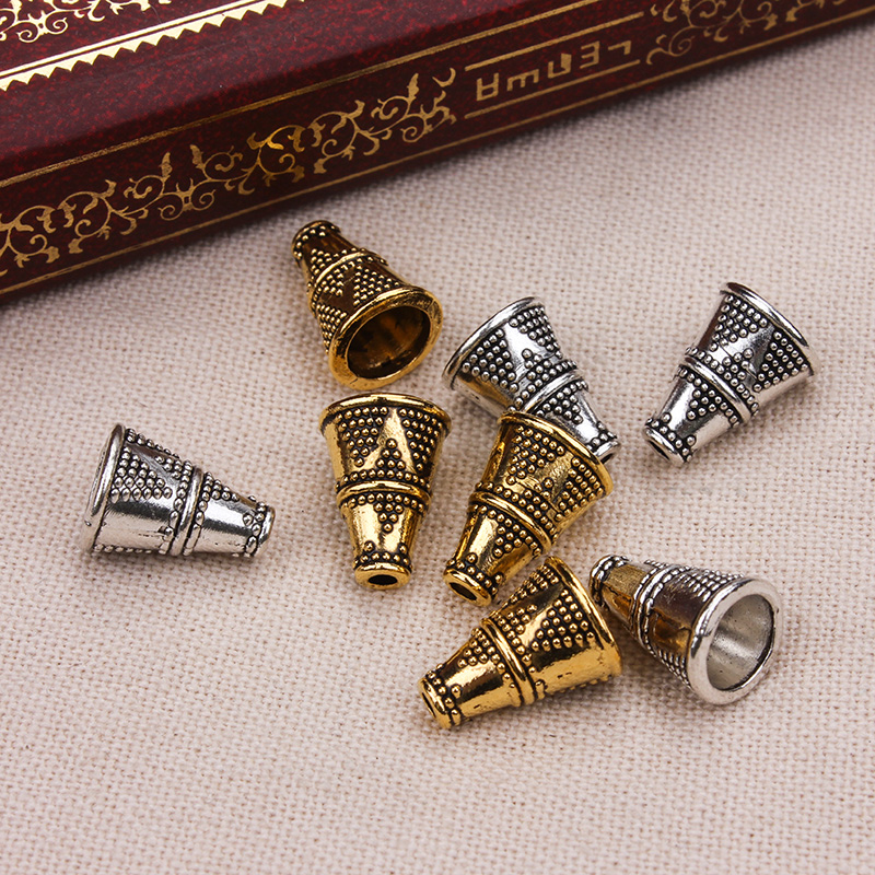 Beading DIY Crafting 20 Antique Silver Pewter Petal Bell Flowers Caps Beads Jewelry Making Arts /& Sewing by Perfect Beads Store