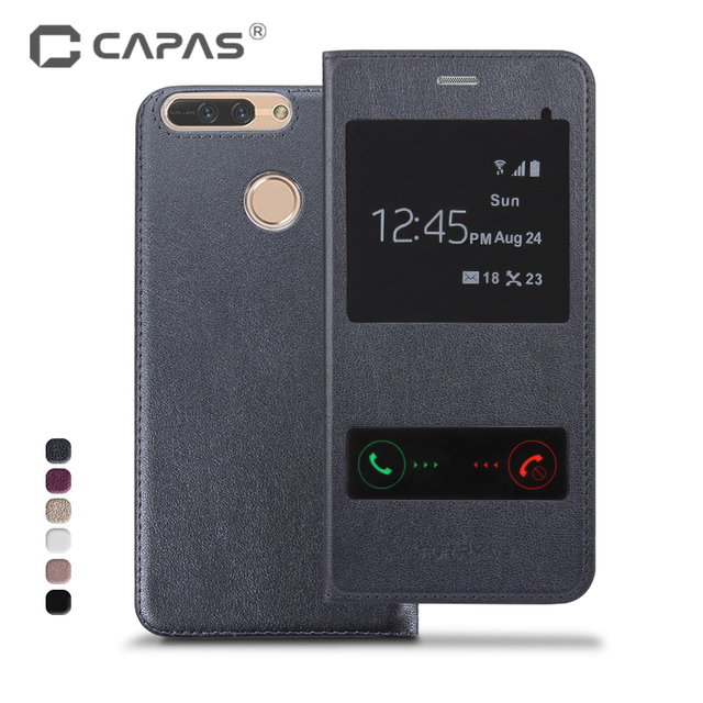 info for c5974 dc2aa US $3.95 |Aliexpress.com : Buy For Huawei Honor 8 Pro Case Cover Original  CAPAS Flip PU Leather View Window Case for Huawei Honor 8 Pro V9 Cover ...