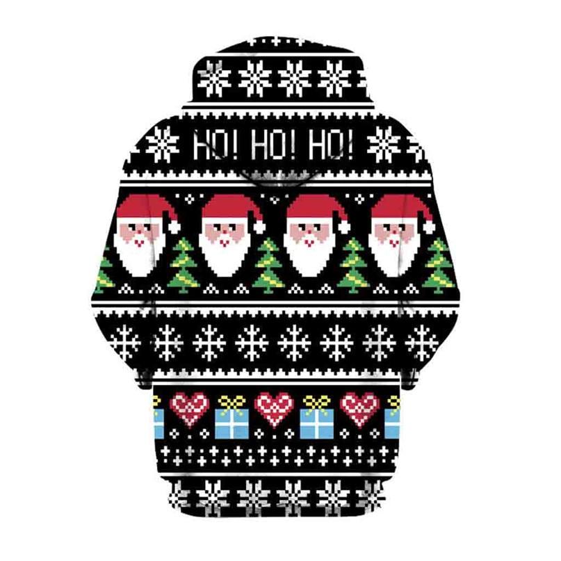 Christmas Couples Hoodies Women Man Running Jackets 3D Print Long Sleeve Winter Hoodies Top Blouse Shirts #2N20 (6)