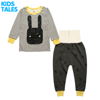Spring Children Girls Clothing Set Brand Cartoon Boys Sports Suit 1 10Years Kids Tracksuit Sweatshirts Pants