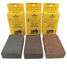 Bergeon 5444 A B C полировальный блок для сатинового полирования металла