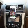 Cobao marca puerto cd del coche soporte para teléfono móvil soporte de teléfono para iphone5 6 7 samsung nokia htc huawei/móvil los accesorios del teléfono